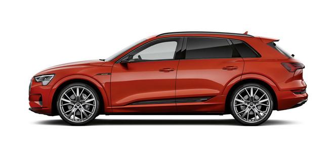 Xe điện tiên tiến nhất của Audi giá hơn 100.000 USD tại Anh