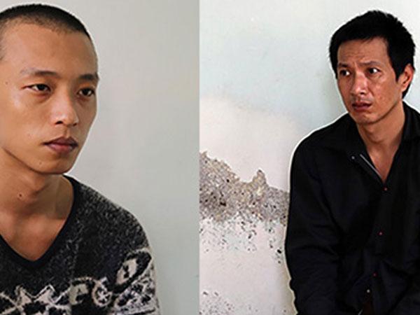 Phạm nhân trốn trại bị bắt khi đón xe về xin tiền ba mẹ