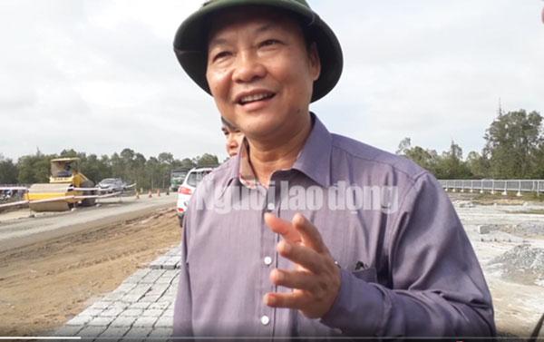 Trưởng Ban Kinh tế mở Chu Lai Đỗ Xuân Diện bất ngờ xin nghỉ việc