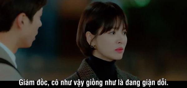 Mải mê ngắm trai trẻ, Song Hye Kyo tự gây tai nạn - 7