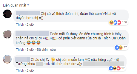 Bạn gái cũ Mr Cần Trô - MC Quả bóng vàng lên tiếng khi bị khán giả ném đá vì vô duyên
