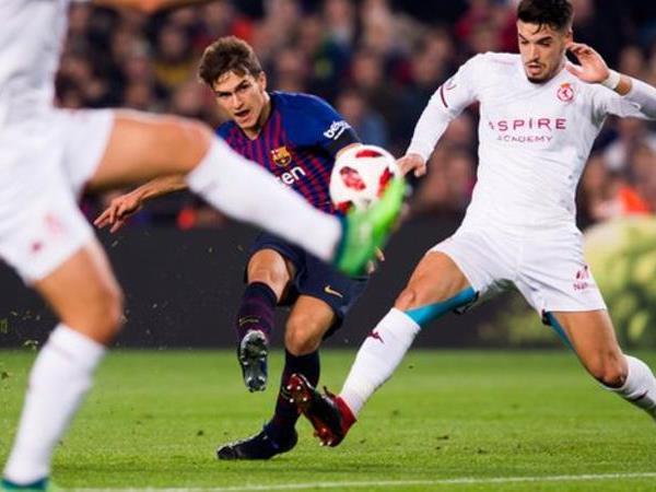 Tổng hợp vòng 1/16 cúp Nhà vua Tây Ban Nha: Ông lớn rủ nhau đi tiếp