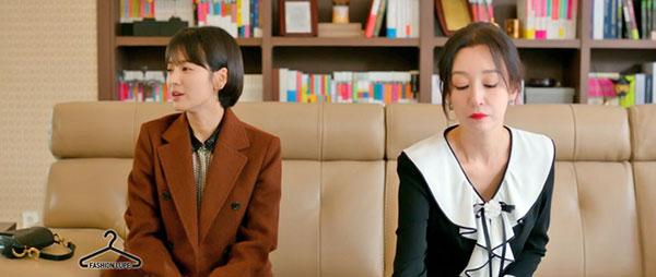 Với 4 tips diện đồ ai cũng học được, Song Hye Kyo vừa hóa nữ thần công sở lại cưa đổ trai trẻ trong Encounter