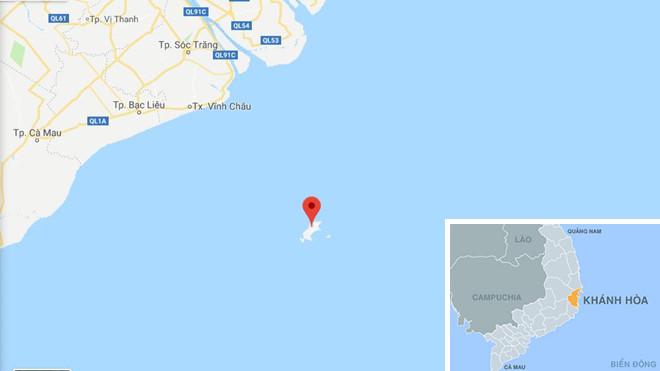 Tàu cá Khánh Hòa chìm, 10 ngư dân mất liên lạc với gia đình