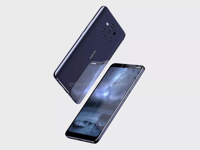 Tất cả thông tin về Nokia 9 trước ngày ra mắt
