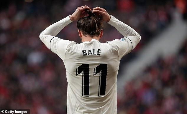 Sốc: Gareth Bale hầu như không nói chuyện trong phòng thay đồ của Real Madrid suốt 6 năm qua