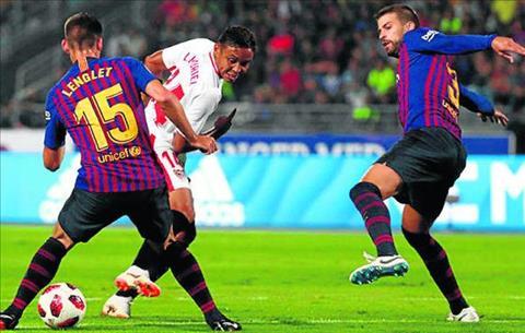 Lộ danh tính lão tướng thẳng tay từ chối Barca