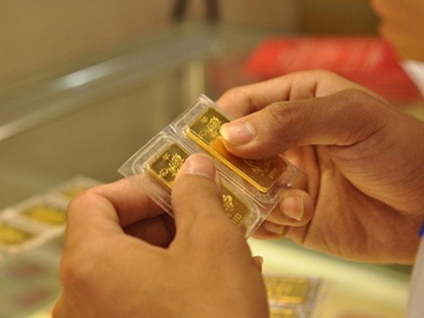 Giá vàng miếng vẫn quanh 37 triệu đồng