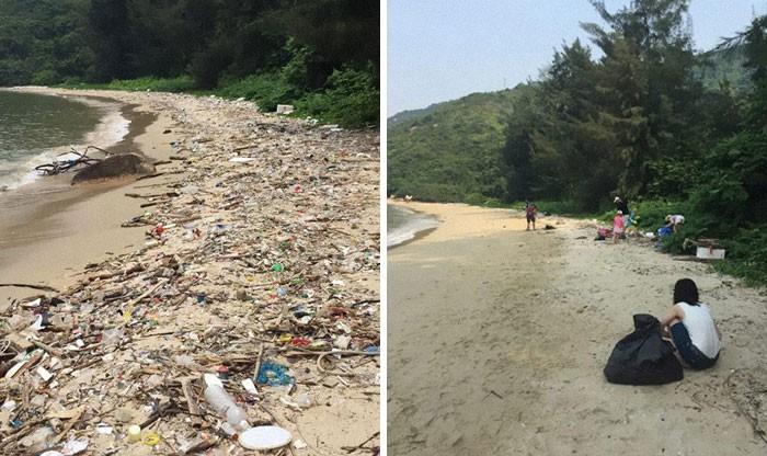Tạp chí nước ngoài đăng ảnh 30 màn thử thách dọn rác xuất sắc nhất, trong đó có cả nhóm bạn tại Việt Nam