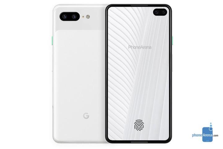 Pixel 4 sẽ có nốt ruồi đôi giống hệt Galaxy S10+?