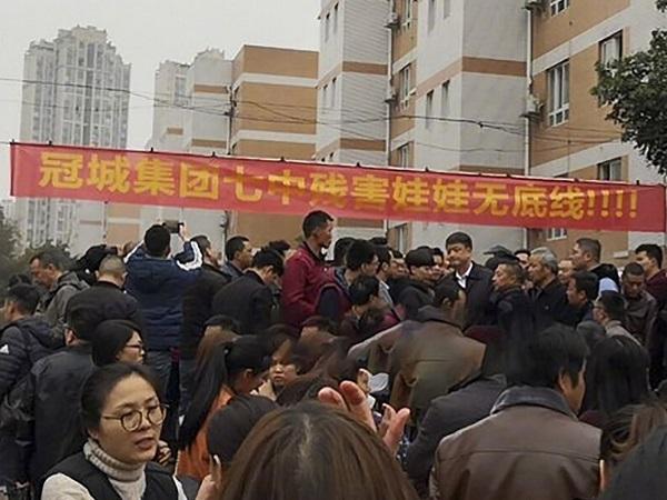 Trung Quốc ban hành bộ quy tắc mới về an toàn thực phẩm trong trường học