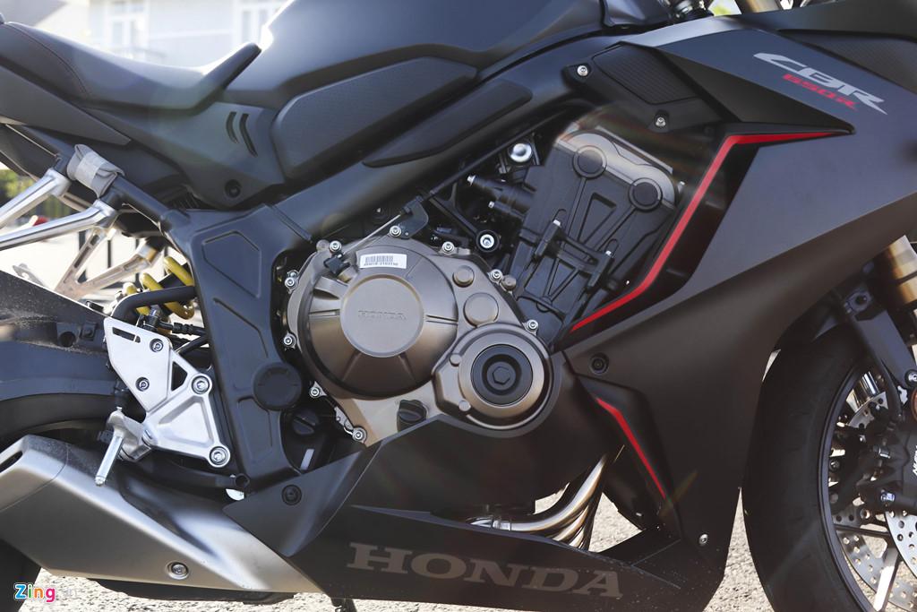 Chi tiết Honda CBR650R 2019 vừa ra mắt VN, giá 254 triệu đồng