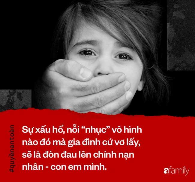 Mẹ trẻ Hà Nội công khai chuyện bị xâm hại: Đừng coi việc lên tiếng vì sự an toàn của mình là điều đáng xấu hổ! - 2