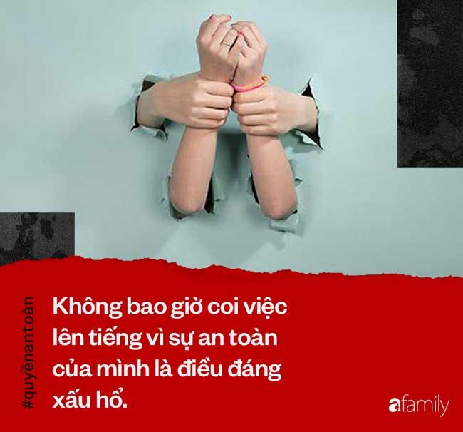 Mẹ trẻ Hà Nội công khai chuyện bị xâm hại: Đừng coi việc lên tiếng vì sự an toàn của mình là điều đáng xấu hổ! - 4