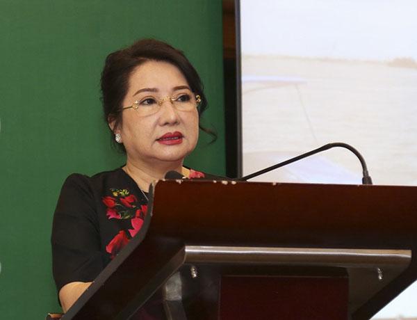 Cường Đôla xây cao ốc, bà Nguyễn Thị Như Loan khóc ròng vì dự án dở dang