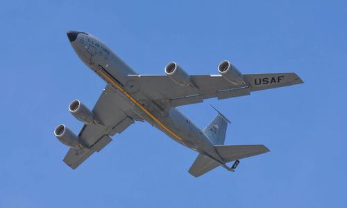 Mỹ sơ tán hàng loạt máy bay tiếp dầu vì nguy cơ lốc xoáy