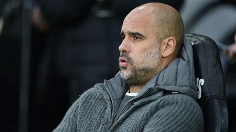 Quả báo cho Guardiola khi từng gọi Tottenham là đội bóng của Kane