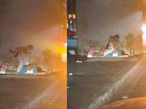 Người mẹ vô gia cư bên góc phố và trò chơi xích đu cùng con trai nhỏ: Dù ở đâu mẹ cũng mang cho con tuổi thơ trọn vẹn nhất