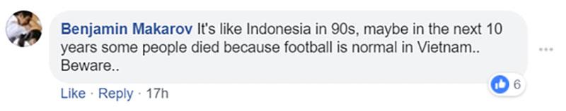 CĐV Đông Nam Á lạnh người với cảnh pháo sáng mù mịt ở V-League