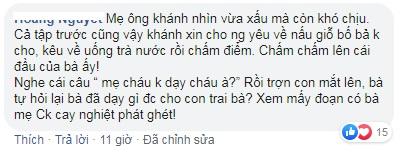 Mê Cung: Đến ra mắt nhà bạn trai, Hoàng Thùy Linh mất điểm vì 1 quả dứa nhưng câu nói này mới khiến khán giả bức xúc