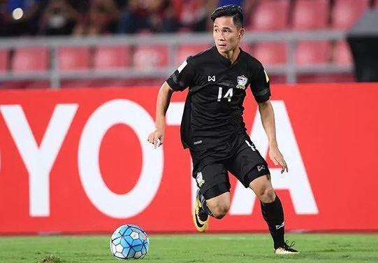 Vì sao tuyển Thái Lan loại sát thủ 20 tuổi ở King's Cup 2019?