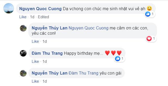 Điều mà Cường Đô La chưa bao giờ làm với mẹ Hà Hồ nhưng lại thường xuyên làm với mẹ Đàm Thu Trang - 1