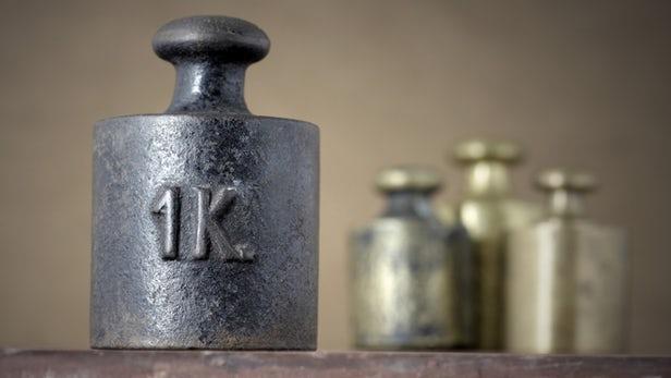 Hôm nay, 1 kilogram chính thức không còn như chúng ta biết