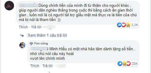 Sau tài tử Lê Tuấn Anh, hàng loạt sao Việt lên tiếng về chuyện Quyền Linh tạm dừng hoạt động vì bị chỉ trích 'hám danh' - 6