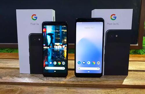 Google Pixel 3a và Pixel 3a XL gặp lỗi tự động tắt