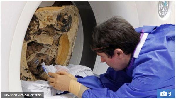 Giải mã tượng Phật 1.000 năm tuổi chứa xác ướp nhà sư chết trong thiền định - 4