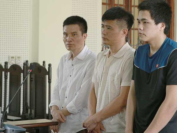 Án tử hình cho hai kẻ buôn ma túy xuyên quốc gia