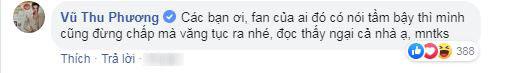 Không muốn 'gián tiếp tiếp tay cho người khác nổi tiếng', Vũ Thu Phương tuyên bố không trả lời phỏng vấn về Ngọc Trinh - 2