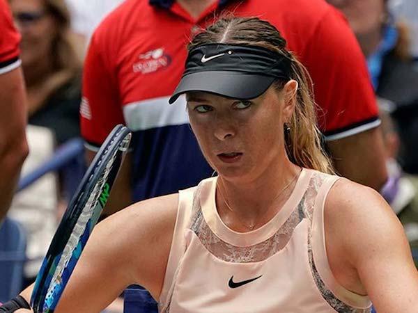 Ngỡ ngàng Sharapova: Mỹ nhân bị nghi lừa đảo, cảnh sát sờ gáy
