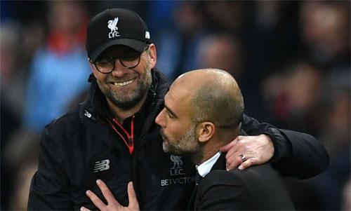 Guardiola gọi điện cho Klopp ngay sau chung kết Champions League
