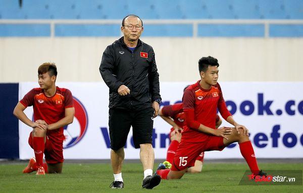 HLV Park Hang Seo chưa ký hợp đồng mới với VFF