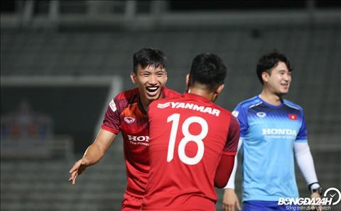 Văn Hậu nói gì khi lần đầu được đá penalty cho ĐT Việt Nam?