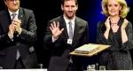 Messi hưởng đặc quyền hiếm có trong lịch sử Barcelona