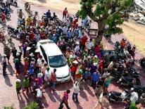 Bình Định: Nghi cặp đôi bắt cóc trẻ em, công an vào cuộc điều tra