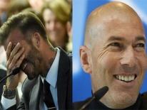 Beckham cầu mong Real đánh bại Liverpool