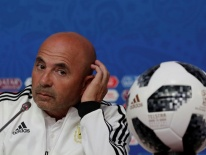 HLV Sampaoli: 'Bây giờ Argentina mới bắt đầu bước vào World Cup'