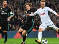 Croatia - Đan Mạch: Modric đối đầu người kế tục ở Tottenham