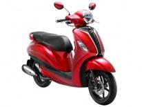 Yamaha Grande phiên bản hybrid tại Thái Lan, giá 39,5 triệu đồng