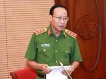 Tướng Lê Quý Vương: Báo động việc lắp thiết bị ở máy ATM để trộm
