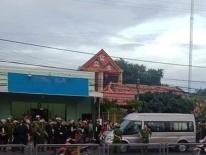 Đại gia bất động sản cầu cứu cảnh sát vì bị giang hồ bắt giữ