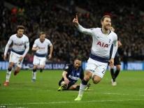 Clip: Nhọc nhằn hạ Inter, Tottenham sống lại cơ hội đi tiếp