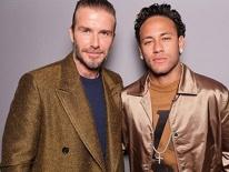 Beckham dụ dỗ Neymar tới đội bóng của mình