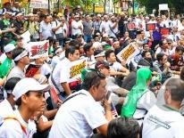 500.000 người Malaysia tuần hành phản đối xóa bỏ phân biệt chủng tộc