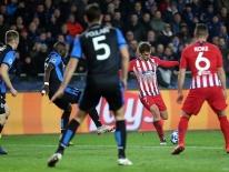Hòa nhạt Club Brugge, Atletico Madrid mất ngôi đầu vào tay Dortmund