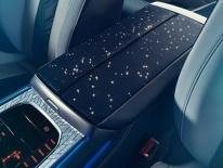 Xe sang BMW hàng độc dùng đá thiên thạch, nội thất sao đêm