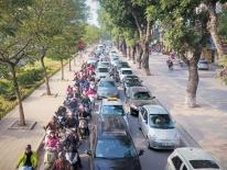 Video: Hà Nội chi hơn 64 tỷ đồng mở rộng đường Láng